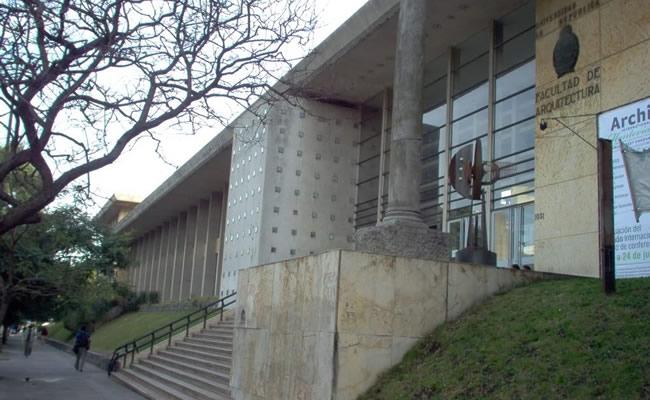 facultad de arquitectura estudiantes extranjeros en la