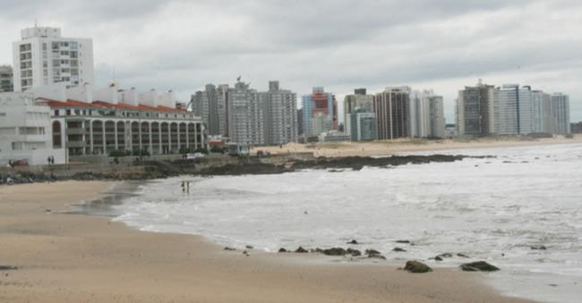 Playa El Emir - Punta del Este