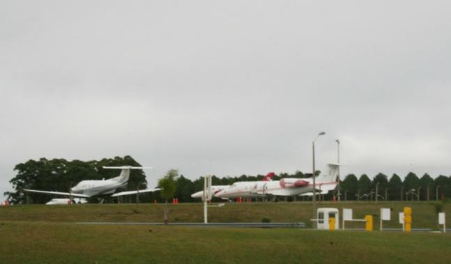 Aeropuerto de Punta del Este - pista