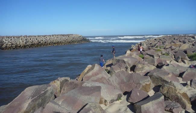 Atractivos en Barra del Chuy