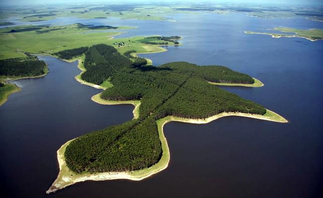 Bosques del Río Negro, Uruguay