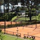 Canchas de tenis en Punta del Este