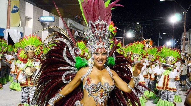 Carnaval de Artigas, Uruguay