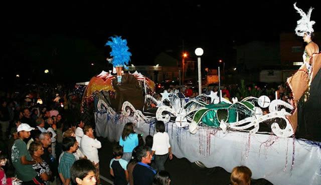 Cuándo ir & Clima en Rivera - Carnaval de Rivera