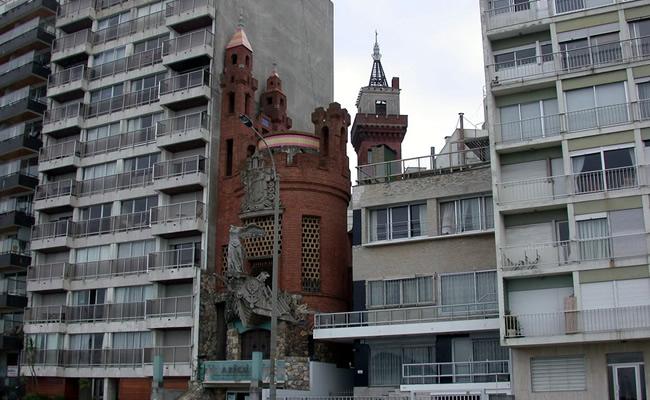 Castillo Mittamiglio en Montevideo