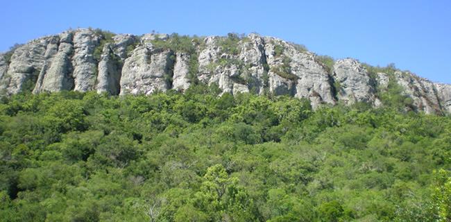 Cerro Arequita en Minas