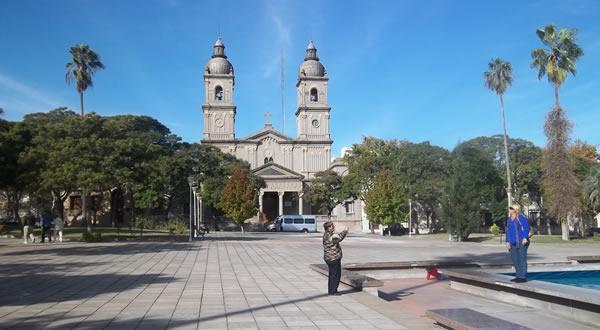 Turismo en la ciudad de Salto