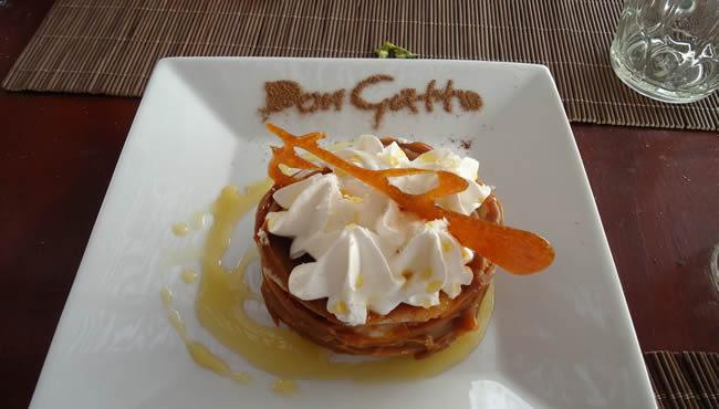 Restaurantes de carmelo donde comer en carmelo uruguay - Platos gourmet con pescado ...