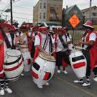 El candombe, música popular afrouruguaya