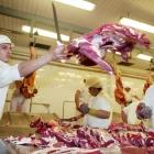 El mercado de las carnes en Uruguay