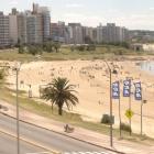Paseo por la Rambla de Montevideo