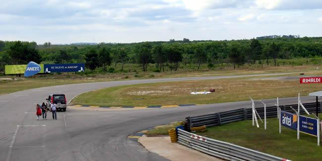 Atractivos de El Pinar - Autódromo