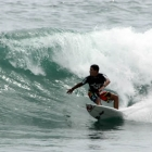 Surf en Punta del Este