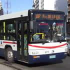 El transporte público en Uruguay