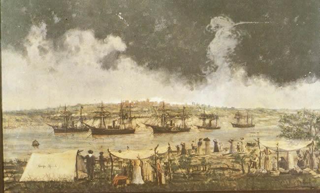 Historia de Paysandú - La defensa de Paysandú
