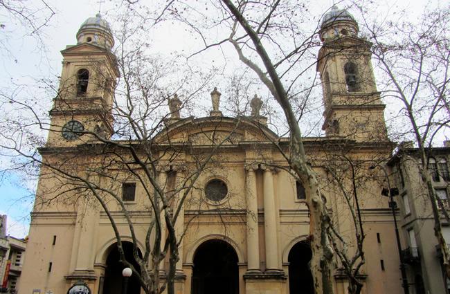 Iglesia Matriz - Catedral Metropolitana de Montevideo