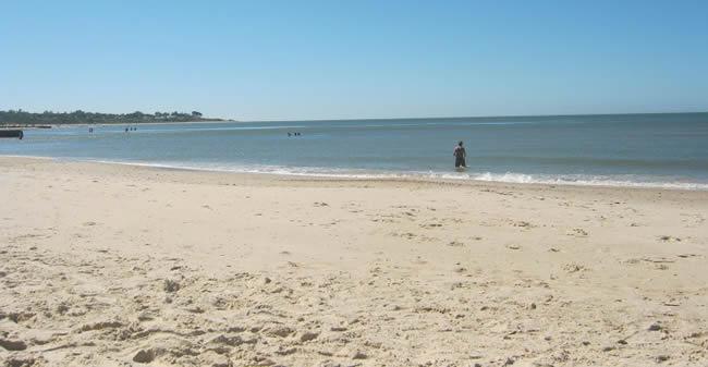 Playa de La Floresta- Atractivos