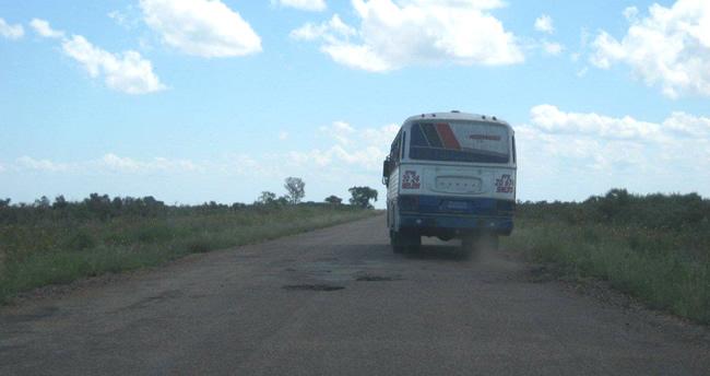 Transporte en Termas del Arapey