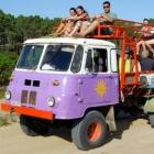 Llegar & Moverse en Cabo Polonio