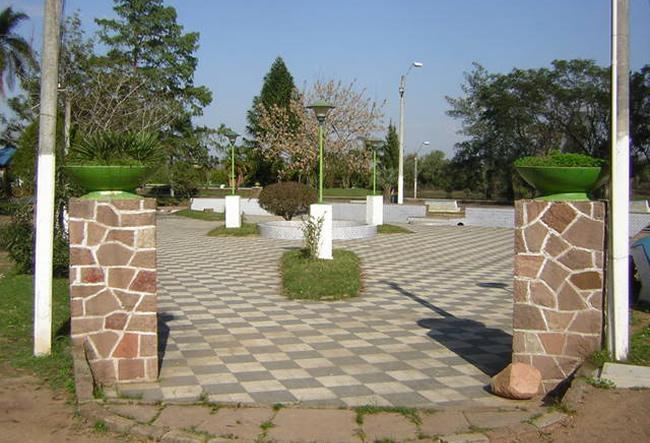 Atractivos de Melo - Parque Zorrilla de San Martín