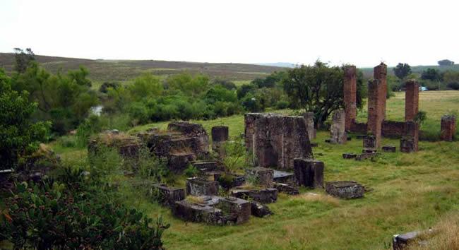 Minas de Corrales- Represa de Cuñapirú