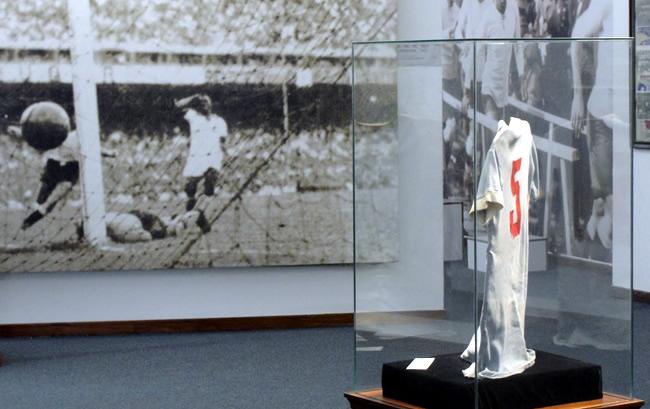 Museo del Fútbol en Montevideo