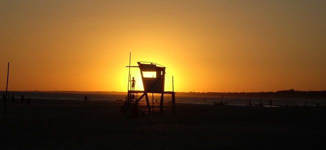 Turismo en Pinamar Uruguay
