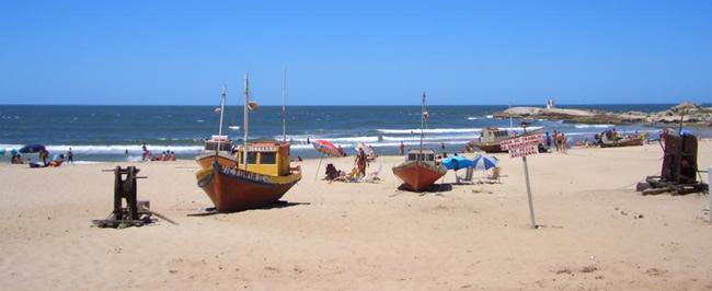 Playas de Punta del Diablo, Rocha