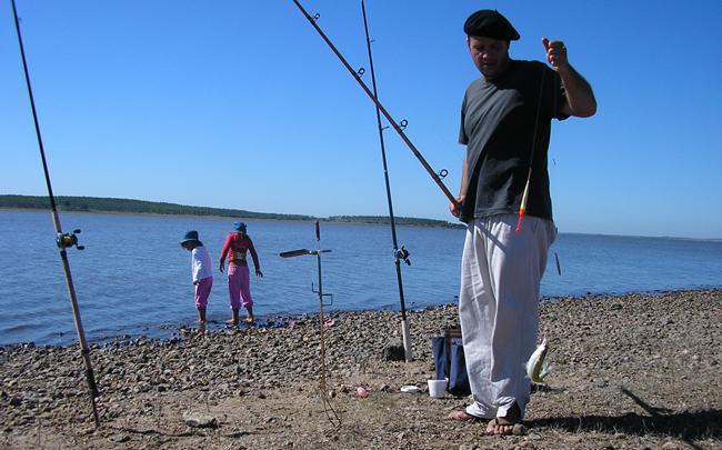 Pesca de agua dulce en Uruguay