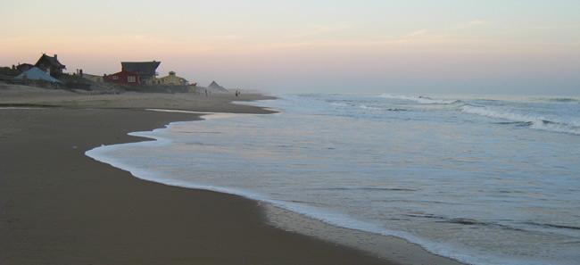 Playas de Rocha en Uruguay