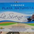 Playas nudistas de Uruguay