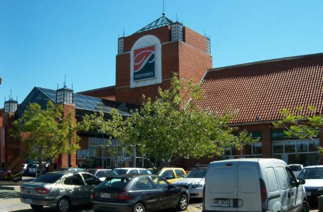 Portones Shopping en Montevideo