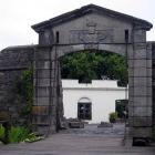 Puerta de la Ciudadela en Colonia
