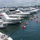 Puertos deportivos de Uruguay