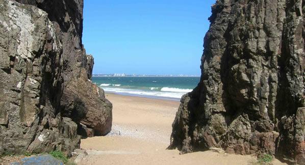 Playa de Punta Ballena