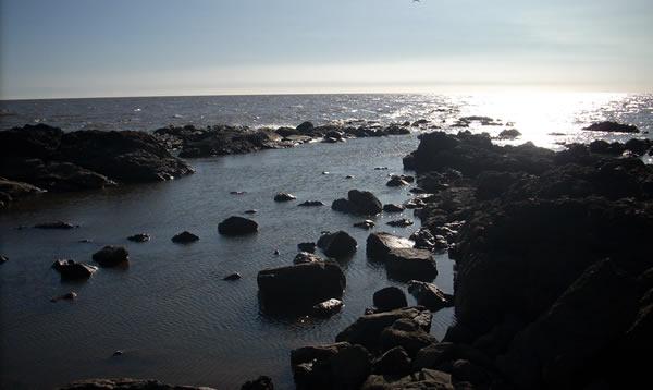 Punta Espinillo en Montevideo