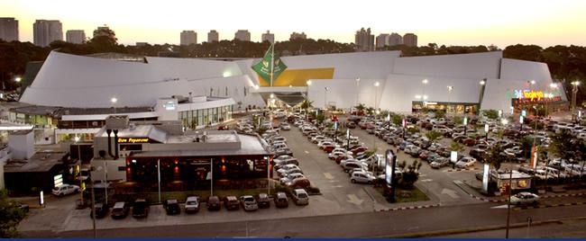 Punta Shopping en Punta del Este