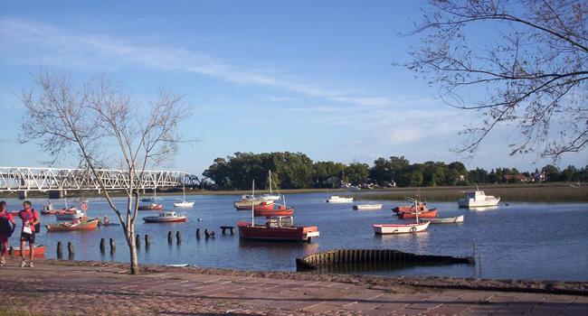 Humedales del Santa Lucía en Uruguay