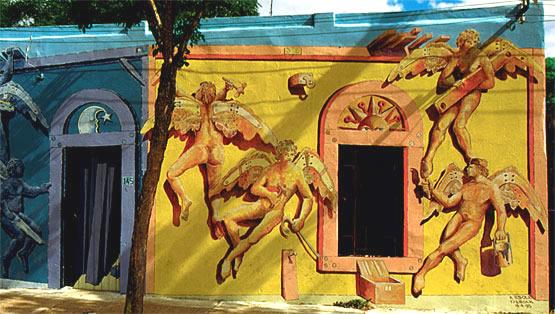 Museo a Cielo Abierto en San Gregorio del Polanco