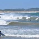 Surf en José Ignacio