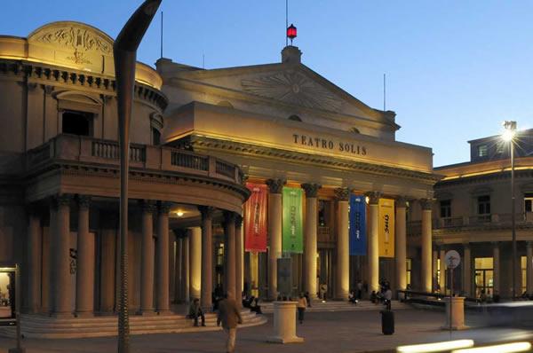 Teatro Solís de Montevideo